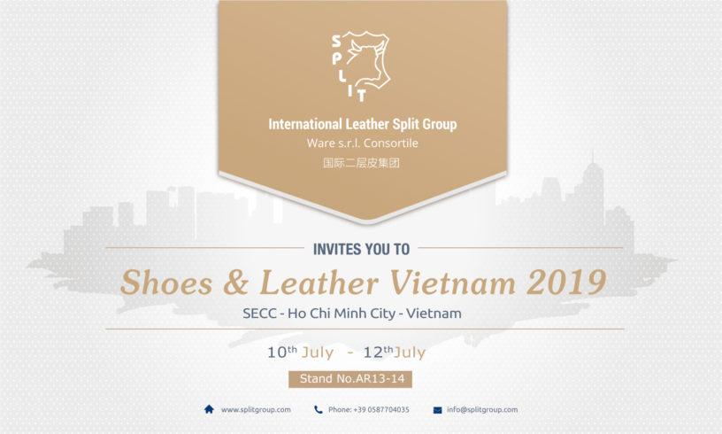 Shoes & Leather Vietnam 2019