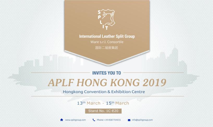 APLF Hong kong 2019