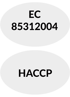 Split Group haccp certification