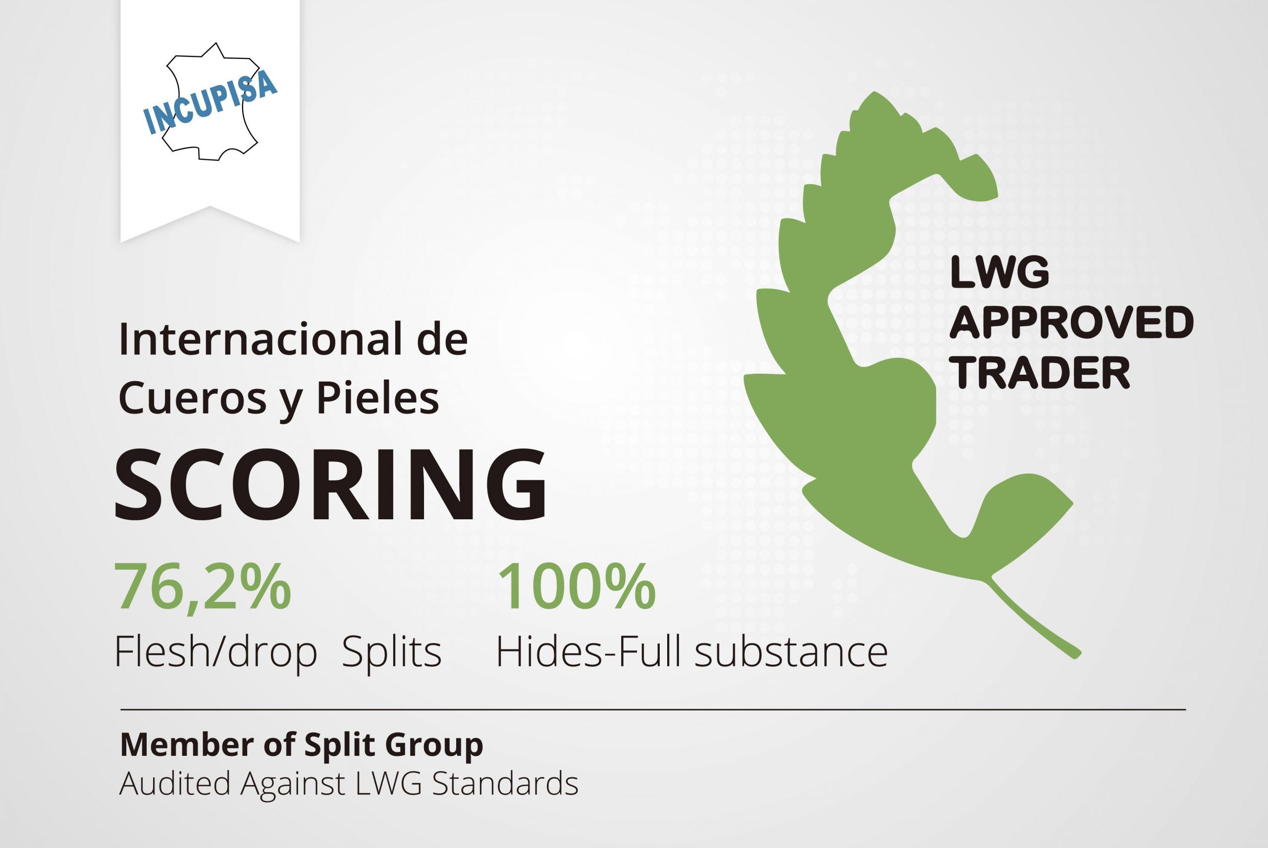 Incupisa LWG re-audit